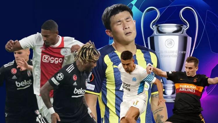 Avrupa maçları sonrası ülke puanında kırmızı alarm! Şampiyonlar Ligi tehlikesi