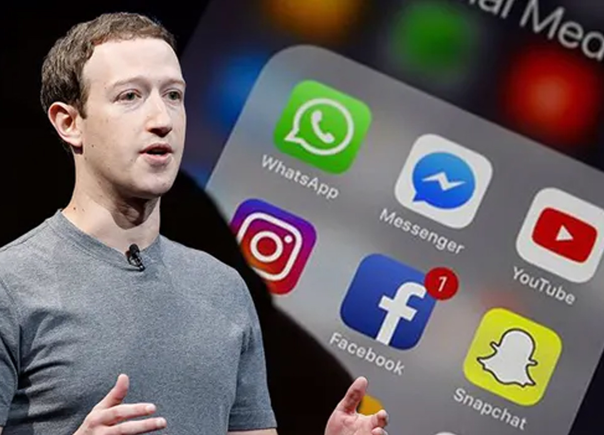 Mark Zuckerberg'ten ortalığı karıştıracak sosyal medya planı! 3 uygulamayı birbirine bağlayacak