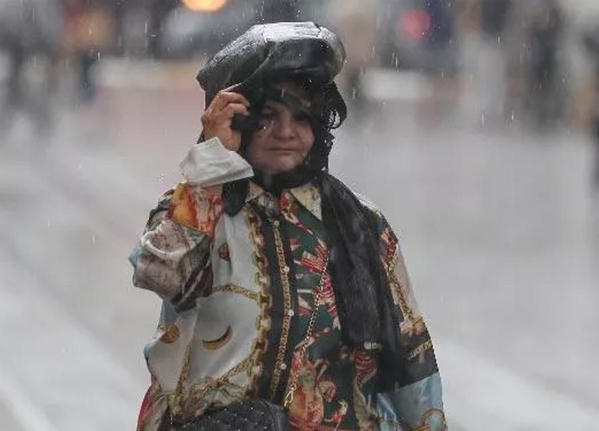 Meteoroloji yeni raporu yayımladı: 4 derece düşecek