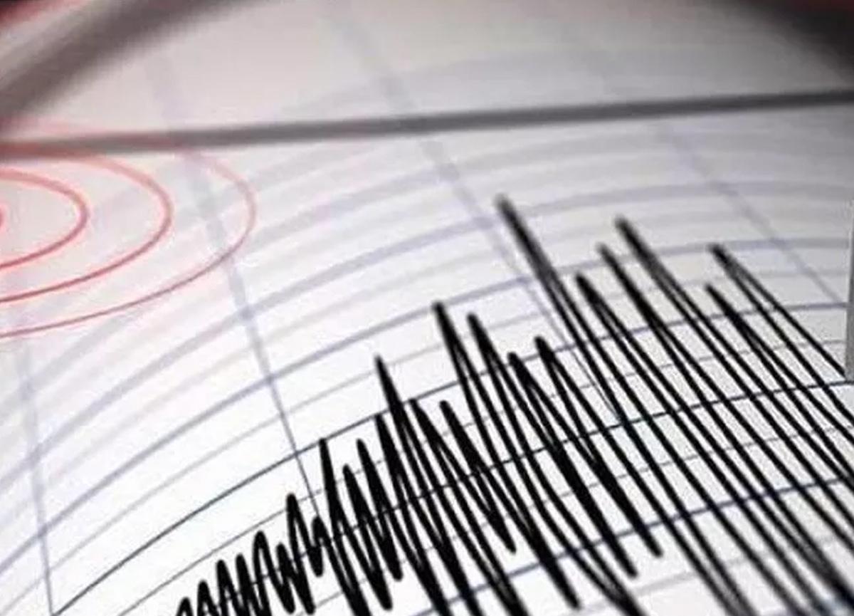 Denizli'de bir günde 6 deprem meydana geldi