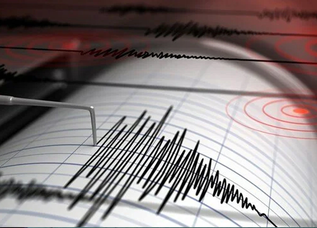 Burdur'da 4, 2 büyüklüğünde deprem