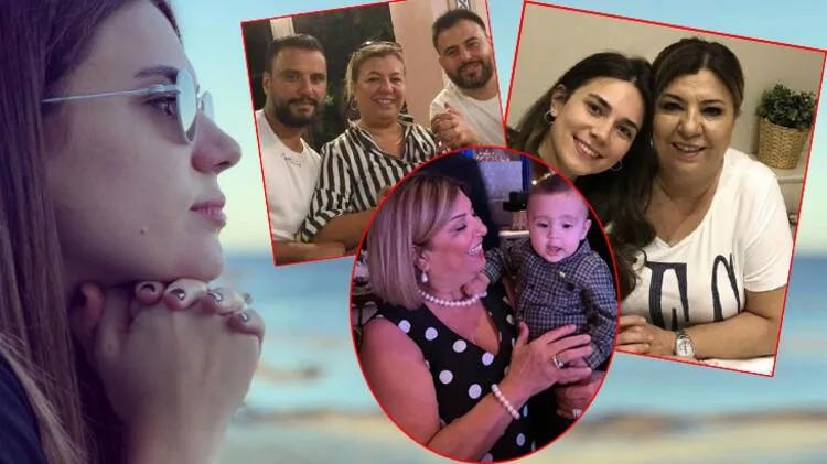 Suzan Tektaş'tan oğluna ziyaret! Buse Varol yayınladı