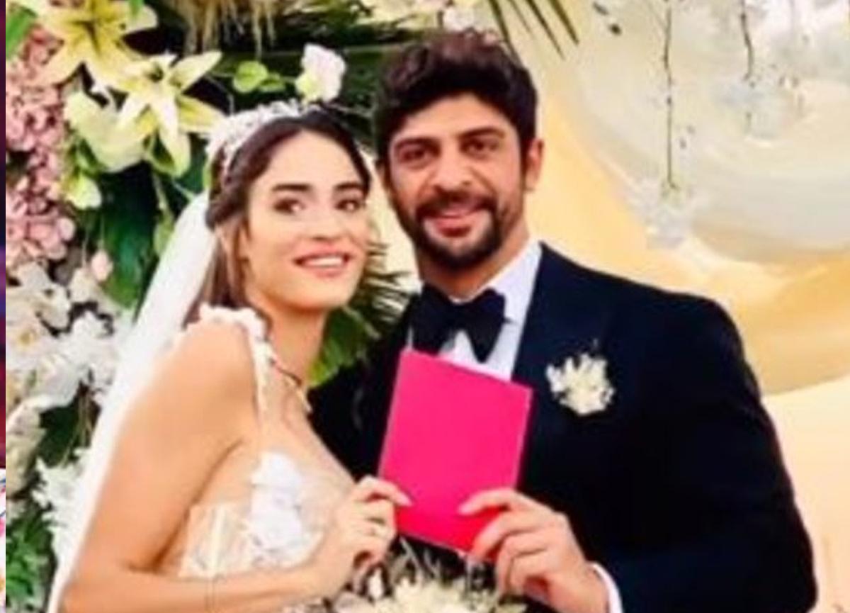 Survivor Melisa Emirbayer ve Sami Hamidi evlendi