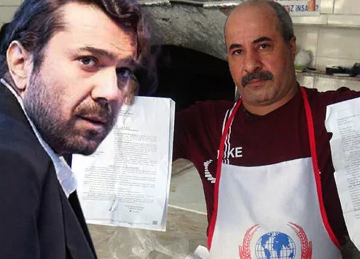 Şarkıcı Halil Sezai'den Şanlıurfalı fırıncıya 'hakaret' davası
