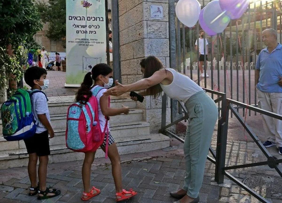 İsrail Covid-19'da 3. dozu zorunlu kılan ilk ülke oldu