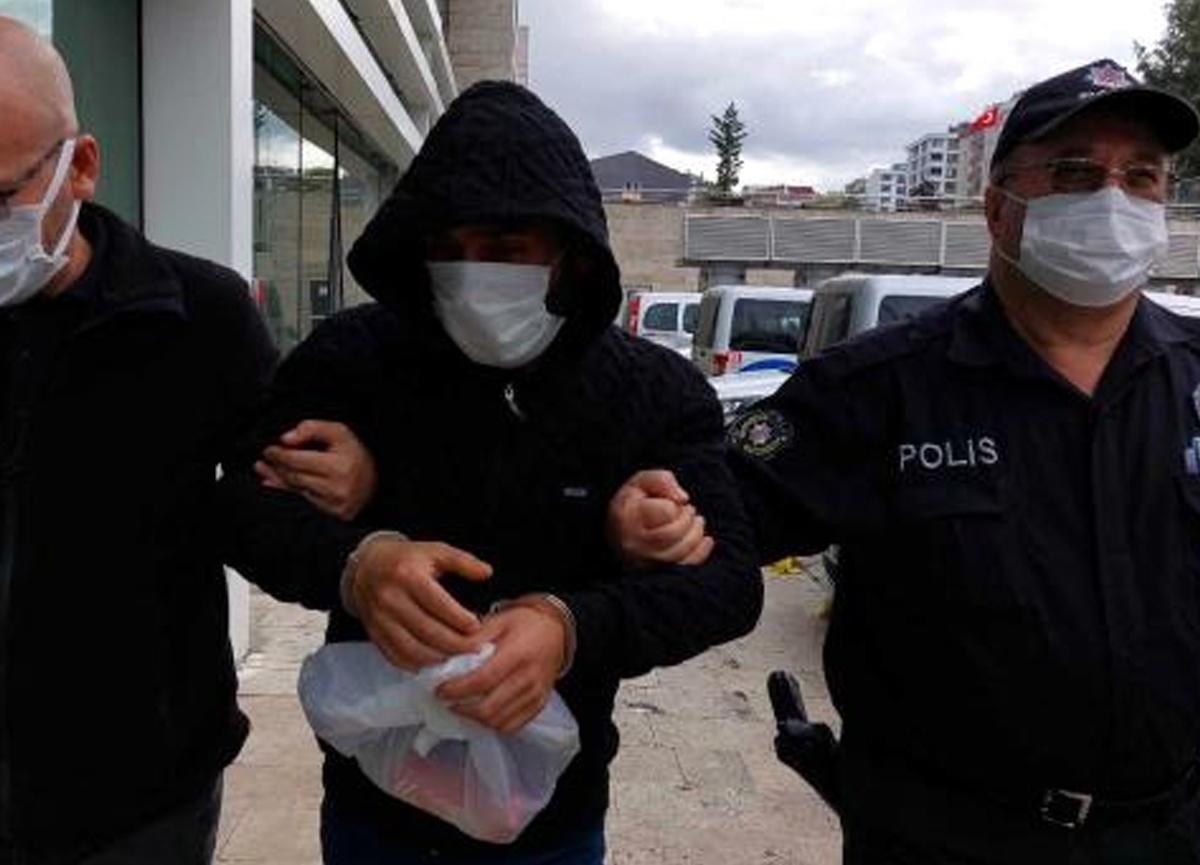 7 hırsızlıktan aranan şahıs börekçide kahvaltı yaparken yakalandı