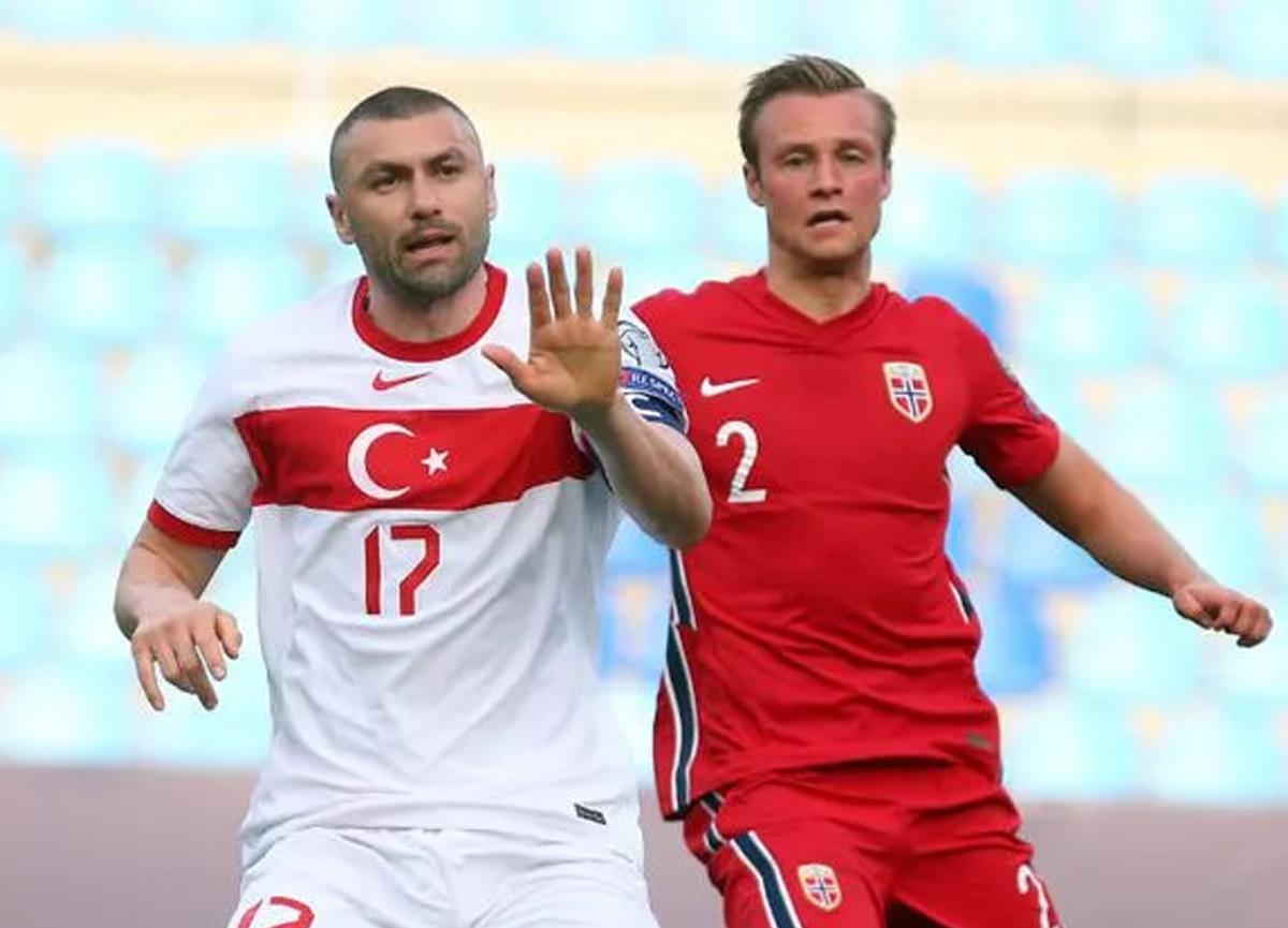 Türkiye Norveç maçı ne zaman saat kaçta hangi kanalda canlı izlenecek?