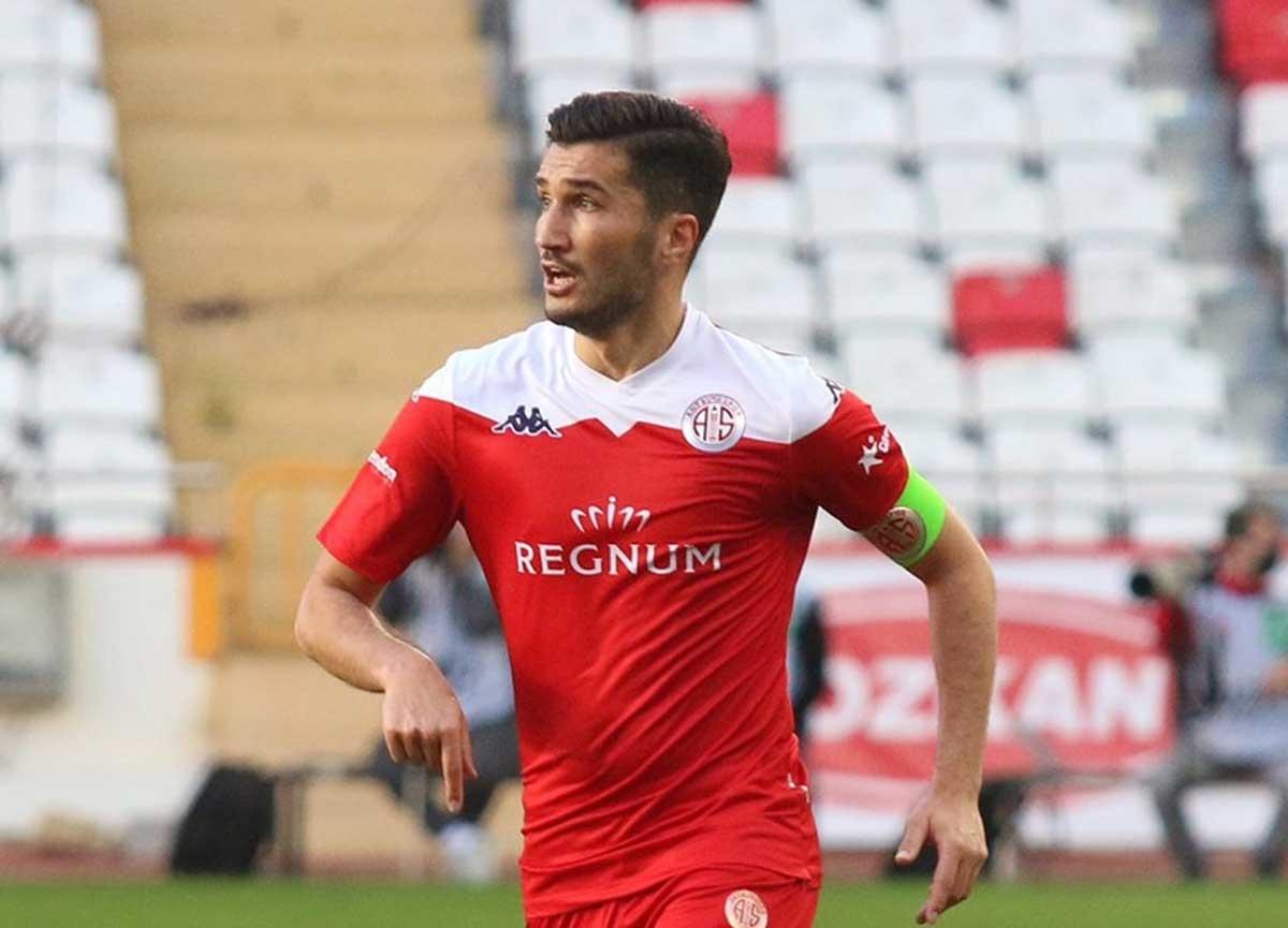 Antalyaspor'da Nuri Şahin dönemi