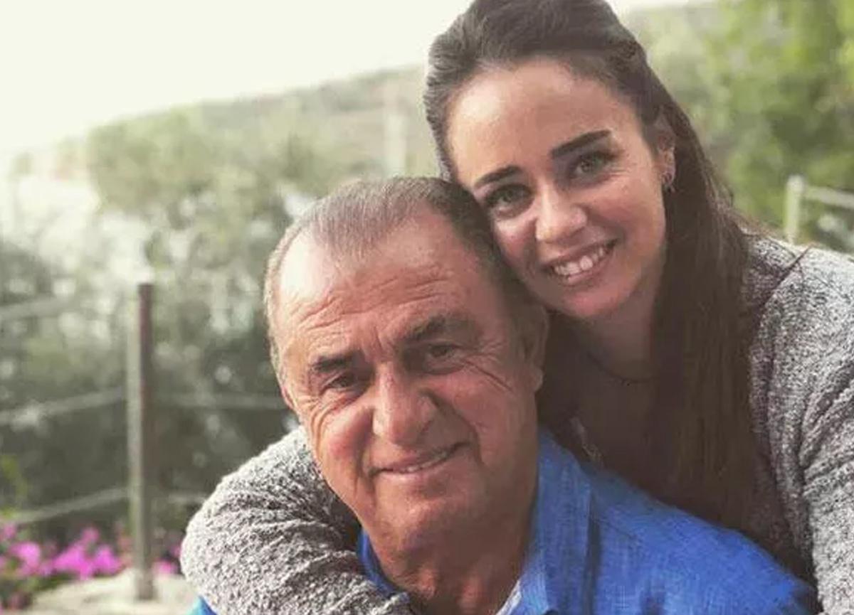 Fatih Terim'in kızı Merve Terim Çetin'in acı günü