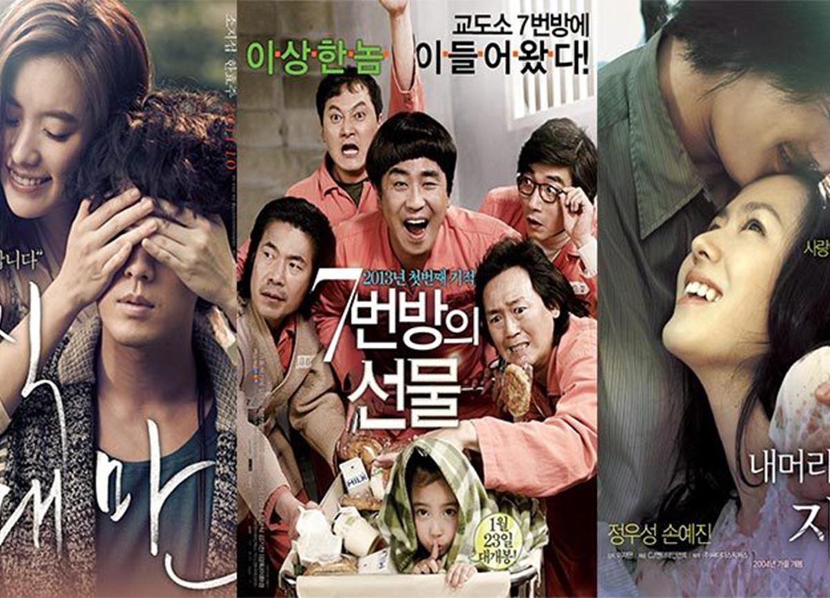 En iyi Kore filmleri