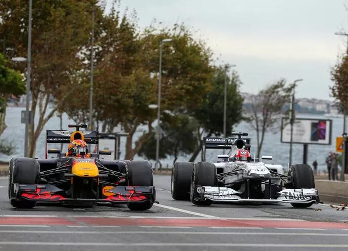 Formula 1 İstanbul GP ne zaman? F1 yarışları saat kaçta?