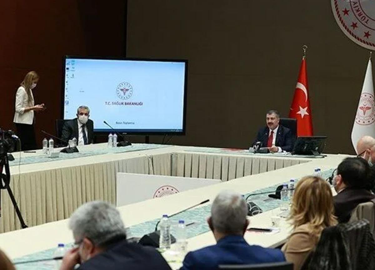 Koronavirüs Bilim Kurulu bugün toplanıyor: Sağlık Bakanı Fahrettin Koca yazılı açıklama yapacak