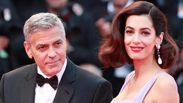 George Clooney'den Amal Clooney'e 'Batman ve Robin' yasağı!