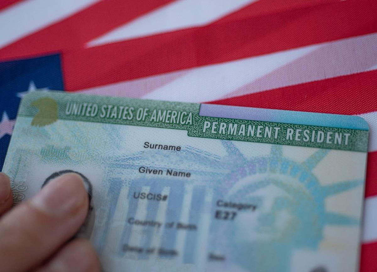 Green Card başvurusu nasıl yapılır? Başvuru şartları neler? | 2023 Green Card başvuru ekranı