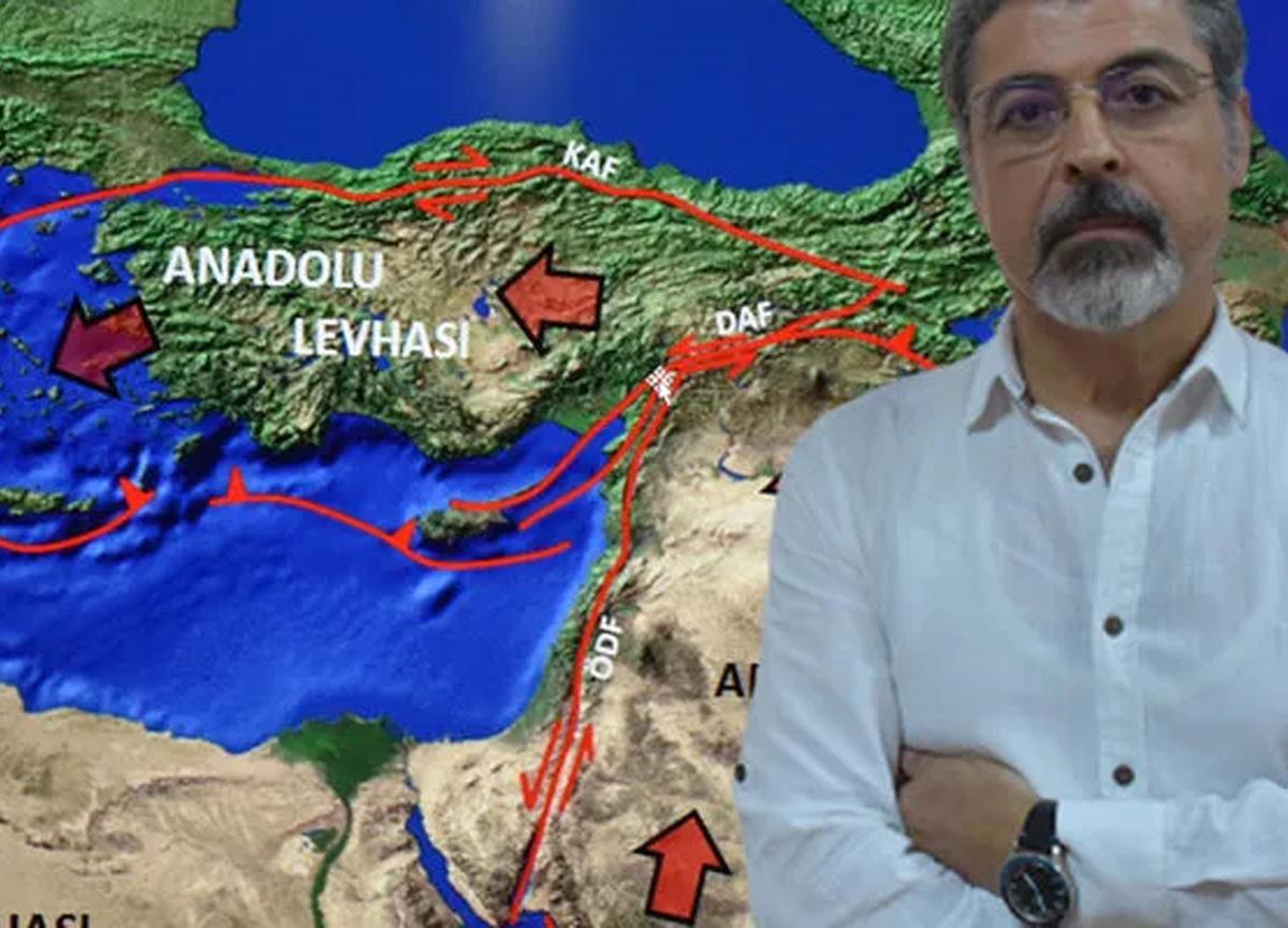 Prof. Dr. Hasan Sözbilir'den deprem uyarısı! Tehlike altındaki illeri açıkladı