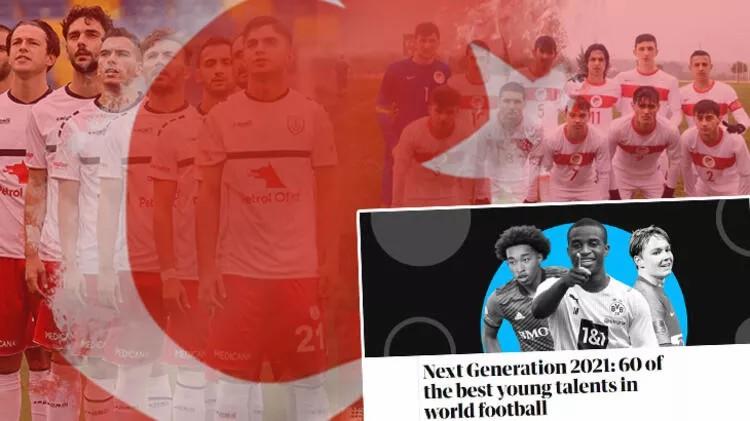 The Guardian 'geleceğin en iyi 60 futbolcusu' listesini yayınladı! Listede iki Türk yıldız var