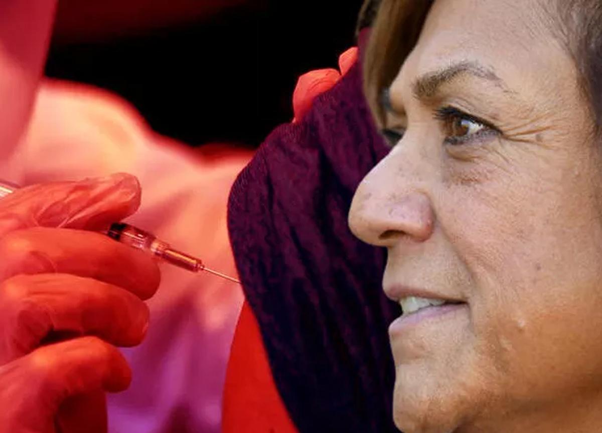 Kovid aşısını reddeden kadına böbrek nakli reddedildi!