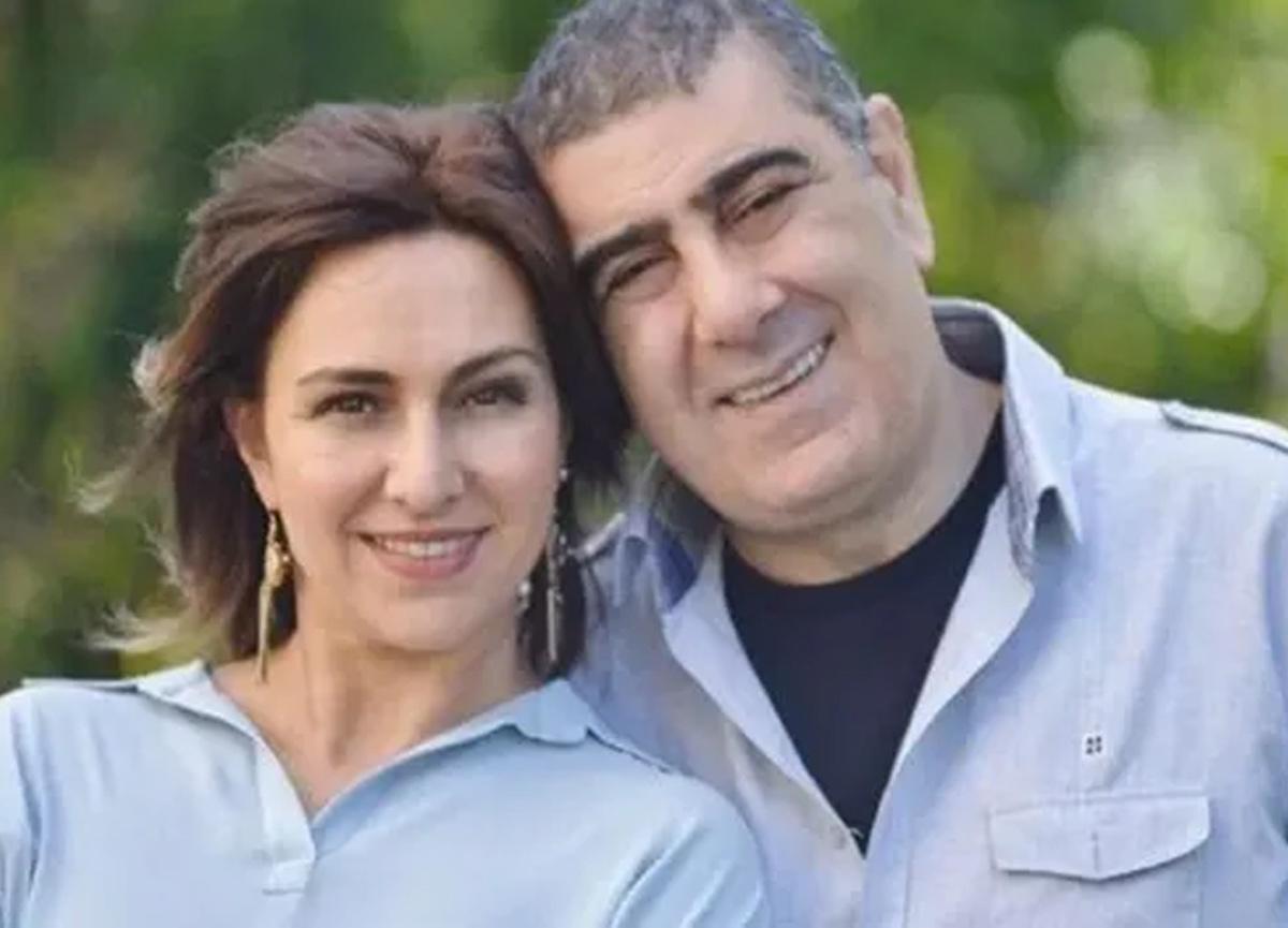 """Ünlü şarkıcı Eda Özülkü'nün acı günü! """"Güle güle komutanım"""""""