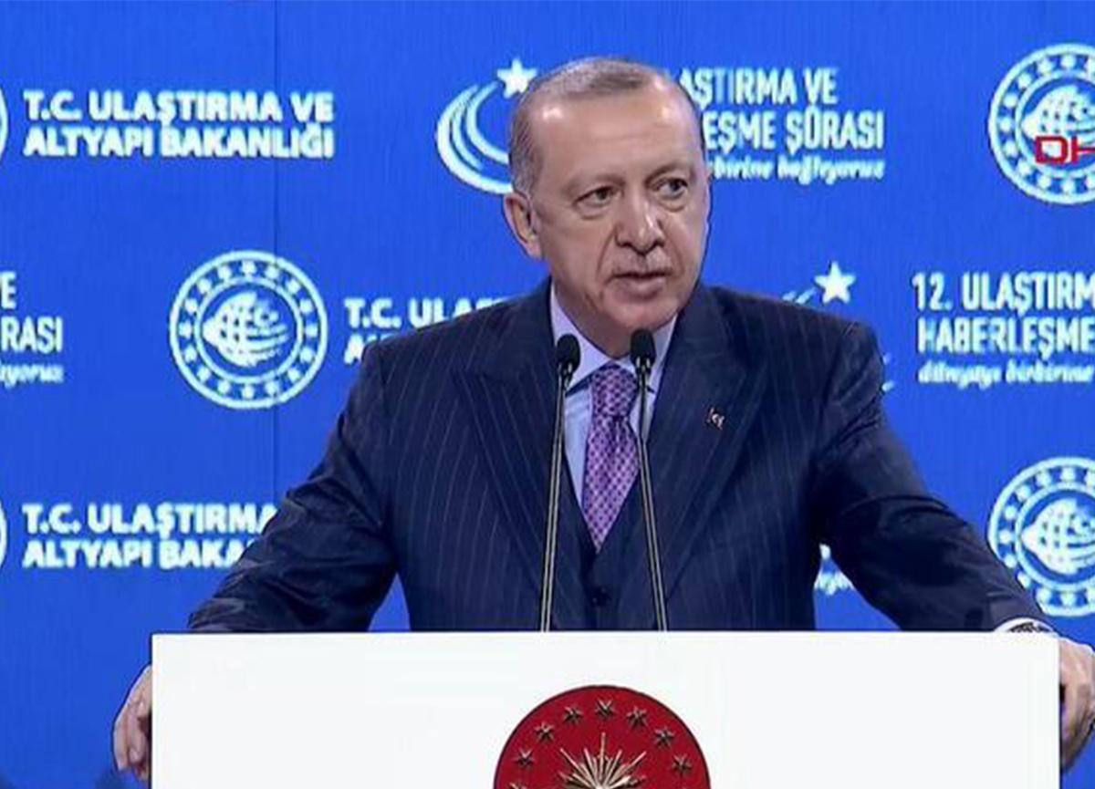 Cumhurbaşkanı Erdoğan'dan önemli açıklamalar! Müjdeyi verdi