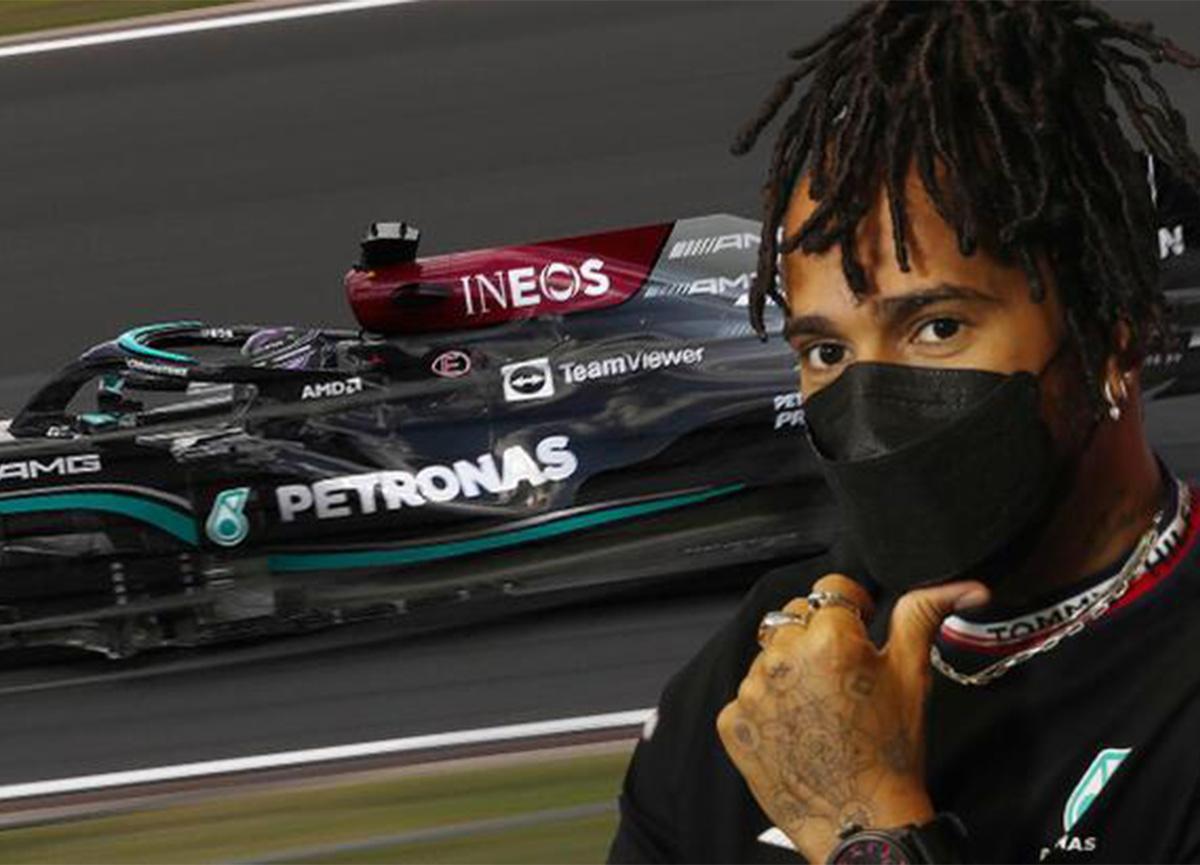 Formula 1'de İstanbul yarışı öncesi Lewis Hamilton'a ceza!
