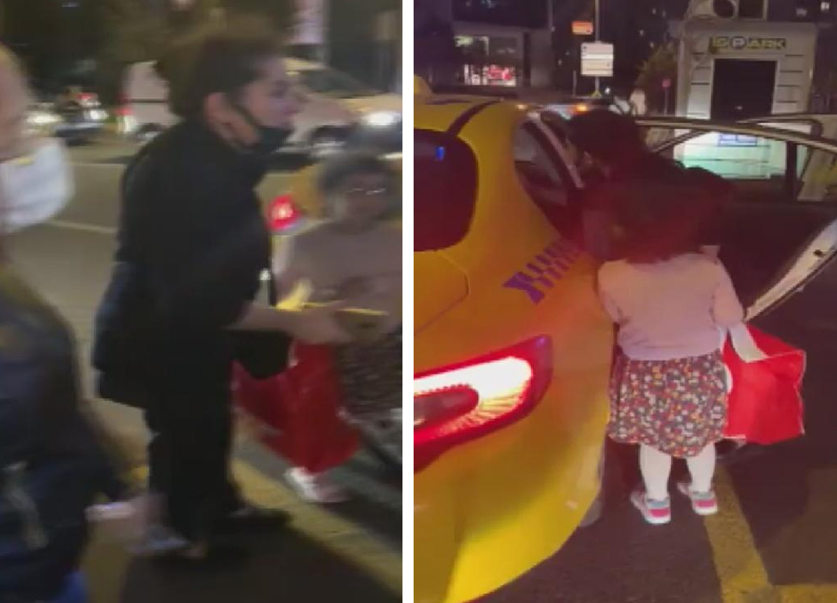 'Çocuğum üşüyor, kısa mesafe ama 100 lira vereyim' diyen kadını taksisine almayan sürücüye ceza!
