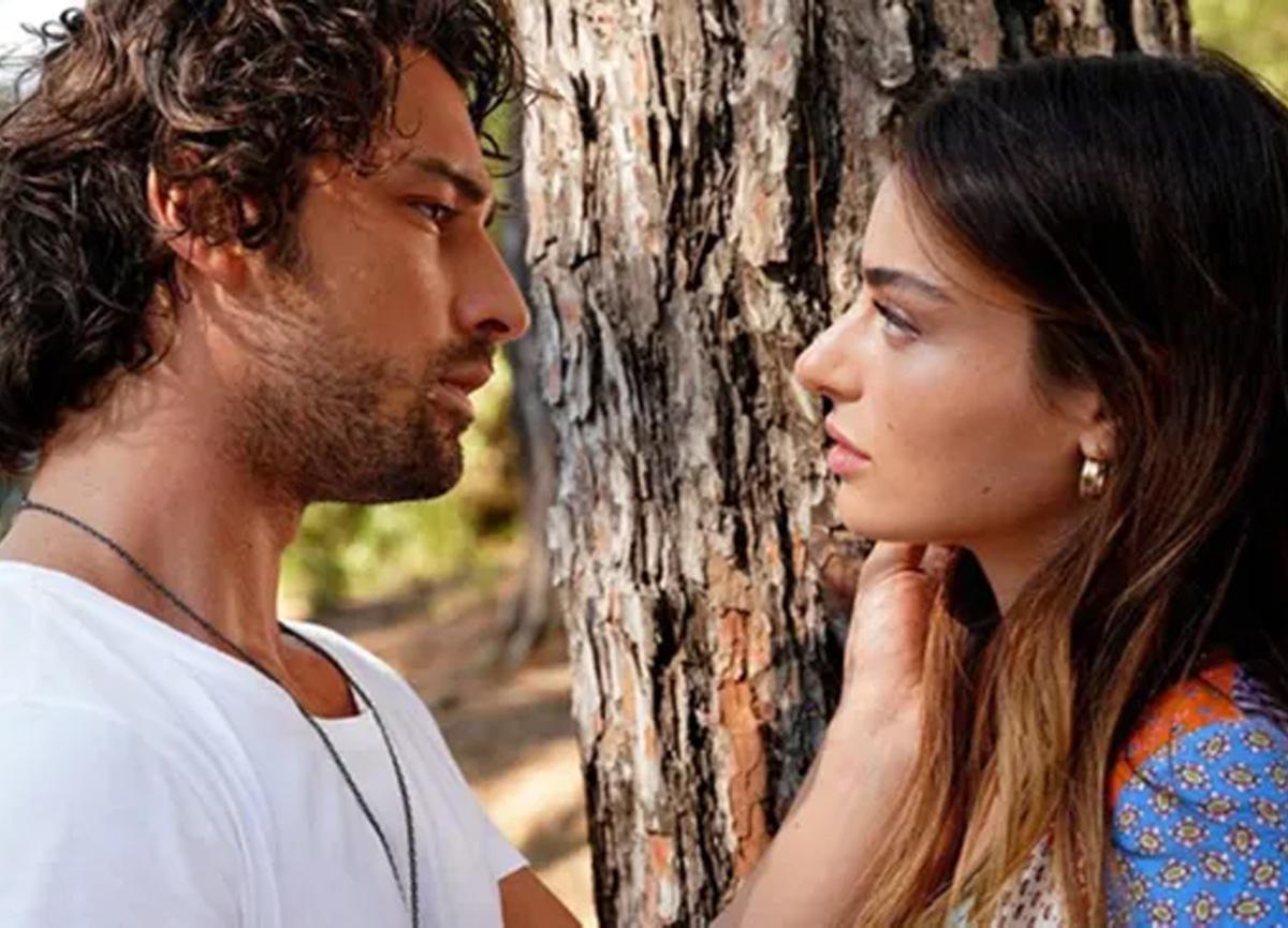 Oyuncu Alp Navruz ve Ayça Ayşin Turan'ın aşkı belgelendi!