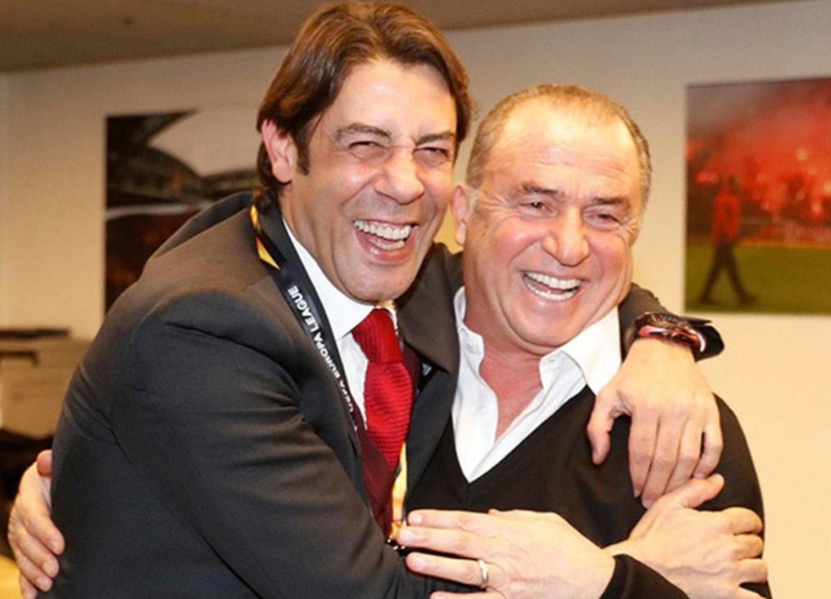 Galatasaray Teknik Direktörü Fatih Terim, Gedson Fernandes için Benfica Başkanı Rui Costa'yı arayacak