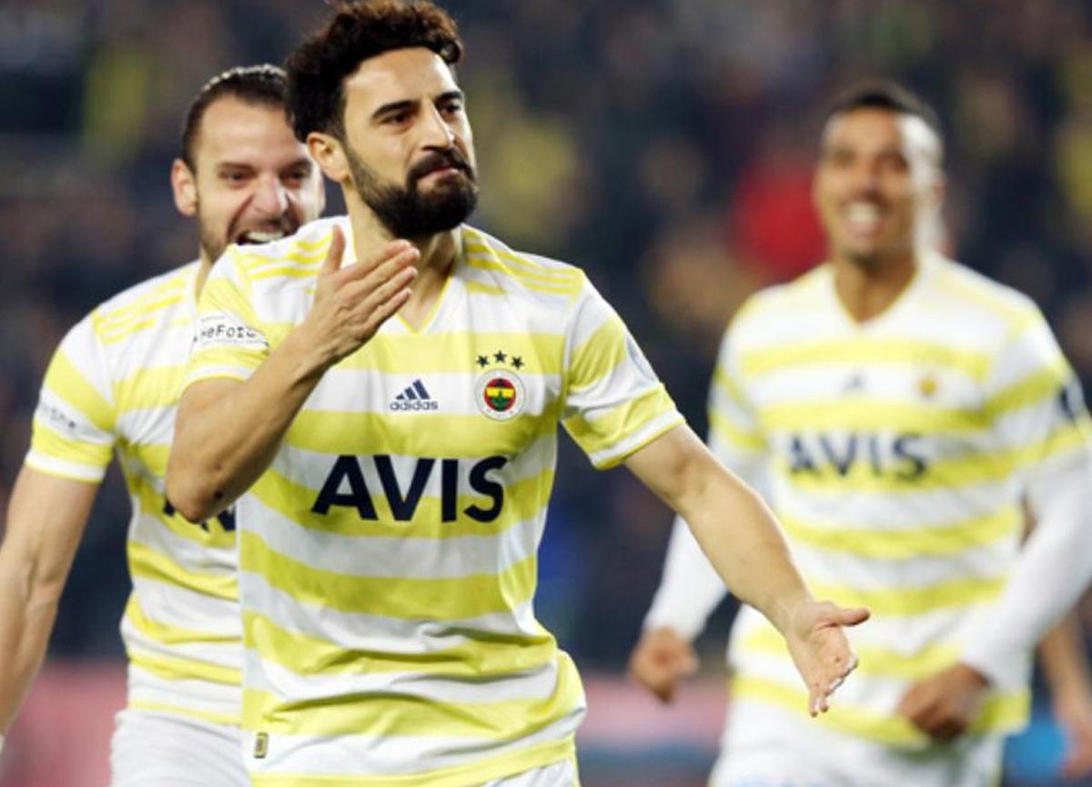 1 senedir boşta olan eski Fenerbahçeli Mehmet Ekici kendine kulüp buldu