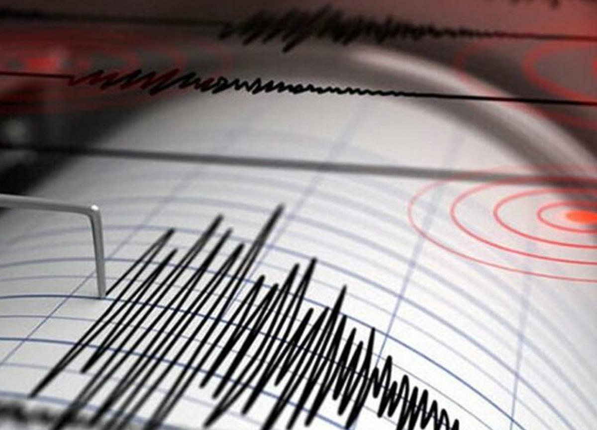 SON DAKİKA   Yunanistan'ın Girit Adası'nda 6, 3 büyüklüğünde deprem!