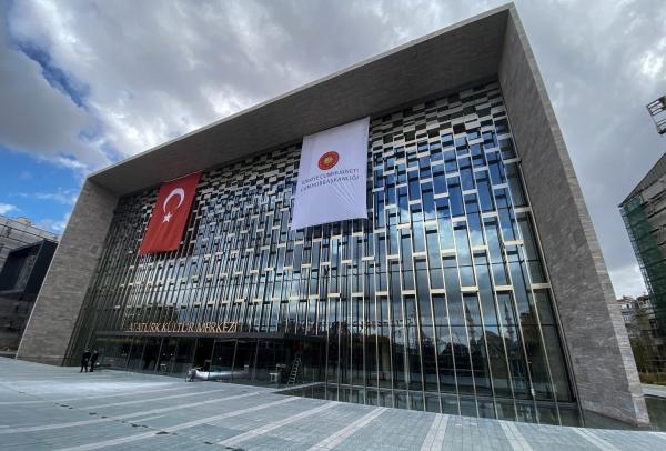Taksim'deki Atatürk Kültür Merkezi (AKM) açılışa gün sayıyor: Son hali görüntülendi