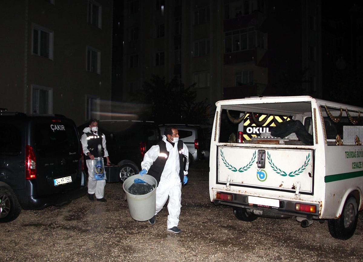 Tekirdağ'da vahşet: Gelinini parçalara ayırırken yakalandı