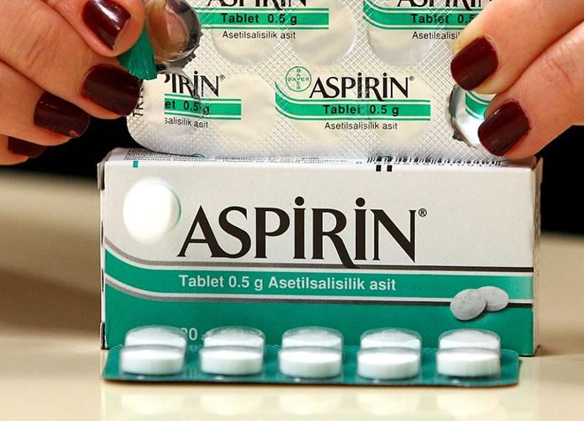 İçmeden önce bir kez daha düşünün: Aspirin ile ilgili kritik açıklama