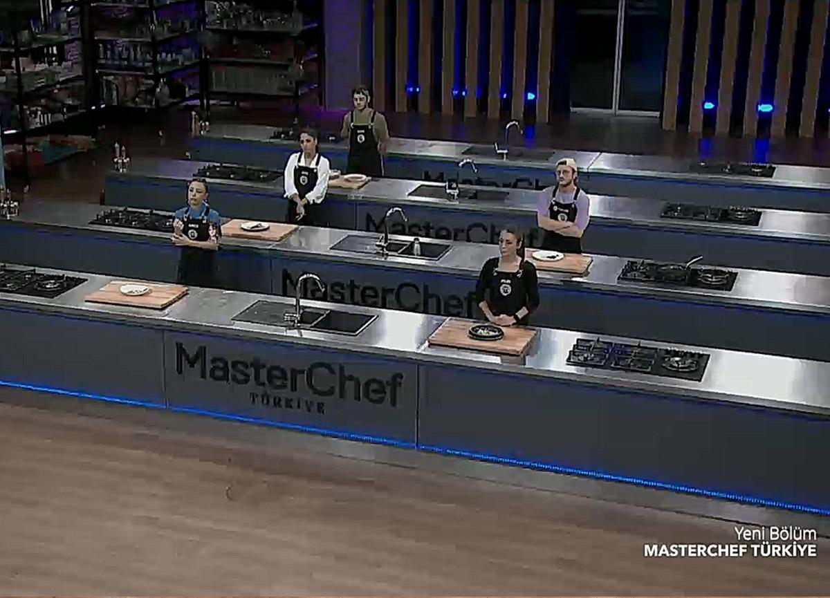 MasterChef'te 4. eleme adayı kim oldu? 13 Ekim MasterChef 2021 bireysel dokunulmazlığı kim kazandı?