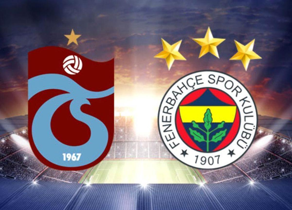 Trabzonspor Fenerbahçe maçı ne zaman saat kaçta canlı yayınlanacak?