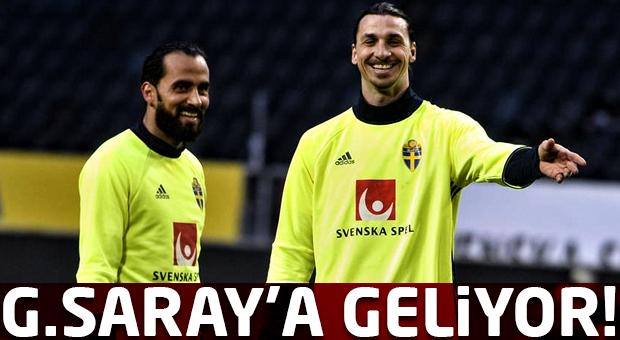 Yıldız futbolcu Galatasaray'a geliyor!
