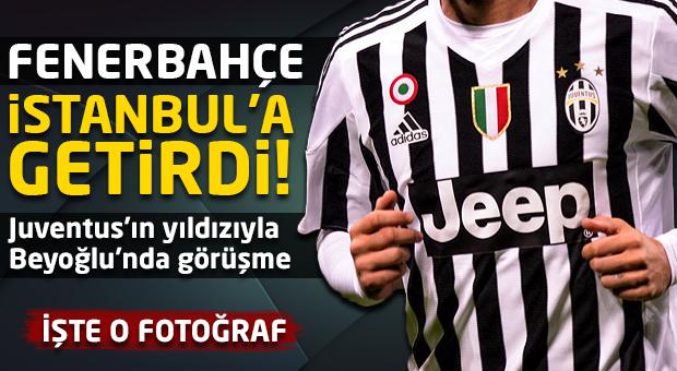 Fenerbahçe Chiellini'yi İstanbul'a getirdi!