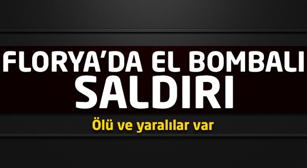 İstanbul'da el bombalı saldırı!