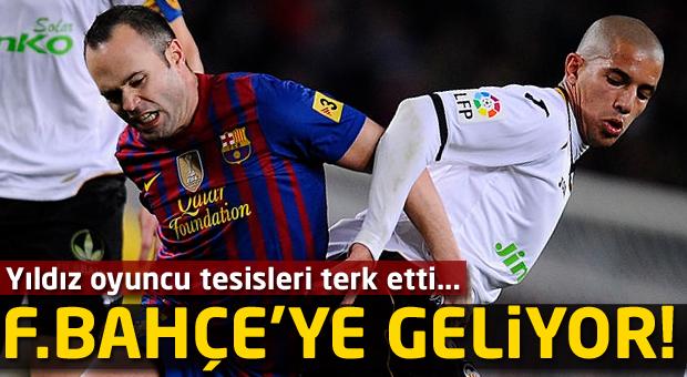 Yıldız oyuncu tesisleri terk etti! Fenerbahçe'ye geliyor!