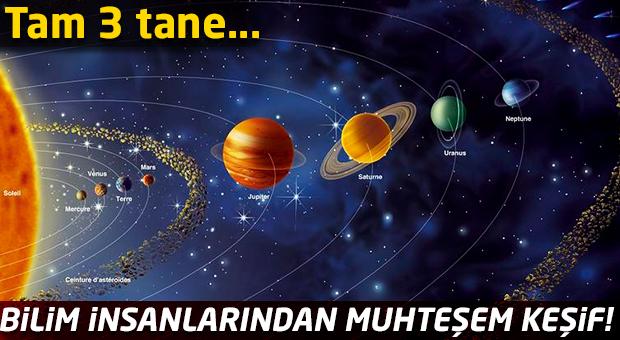 Bilim insanlarından muhteşem keşif!