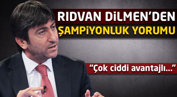 Rıdvan Dilmen'den şampiyonluk yorumu!