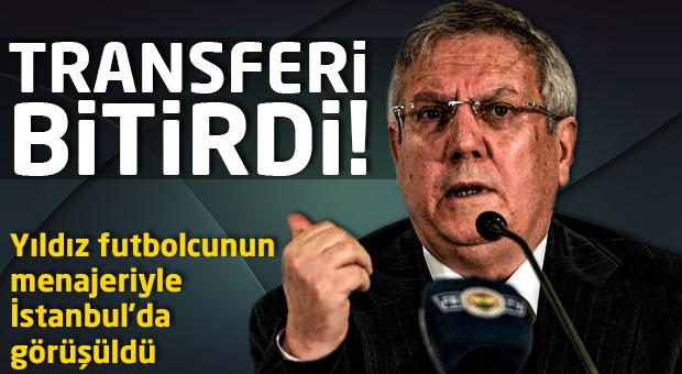 Aziz Yıldırım Feghouli transferini bitirdi!