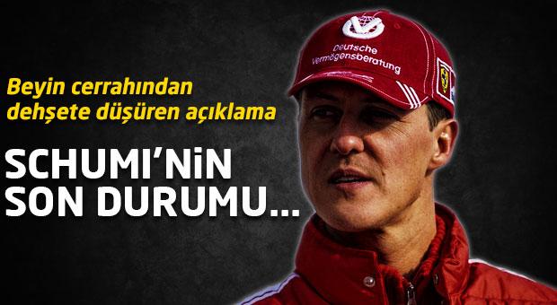 Michael Schumacher'in durumu kötüye gidiyor