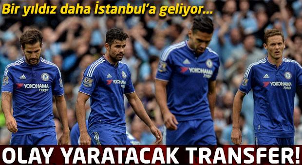 Galatasaray'dan Radamel Falcao bombası!