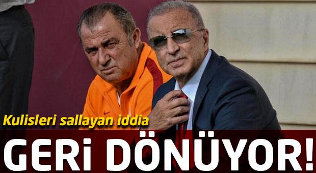 Galatasaray kulislerini sallayan Ünal Aysal iddiası