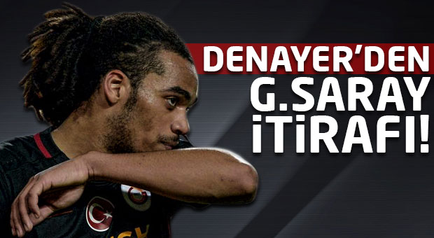 Jason Denayer'den Galatasaray itirafı!