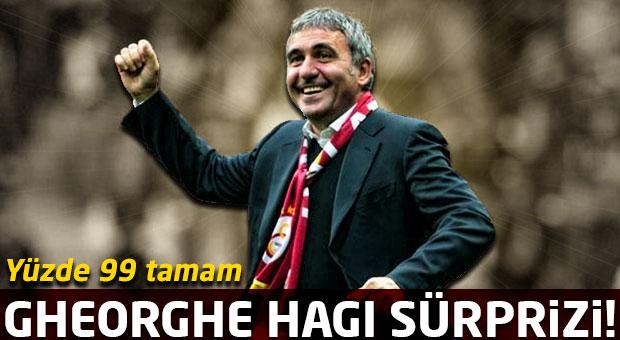Gheorghe Hagi'nin yeni takımı belli oldu