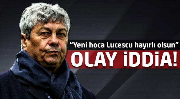 Ahmet Çakar'dan olay Lucescu iddiası!