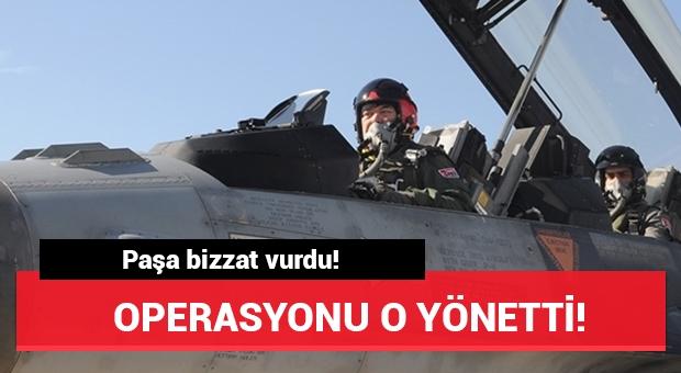 Org. Abidin Ünal PKK operasyonuna katıldı
