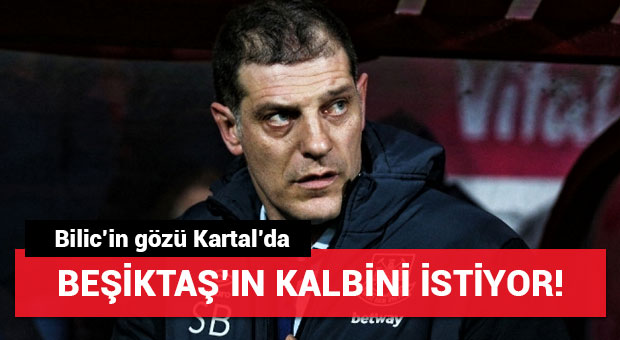 Bilic'ten Beşiktaş'a Atiba Hutchinson teklifi!
