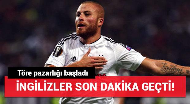Beşiktaş ile West Ham Gökhan Töre için pazarlıkta